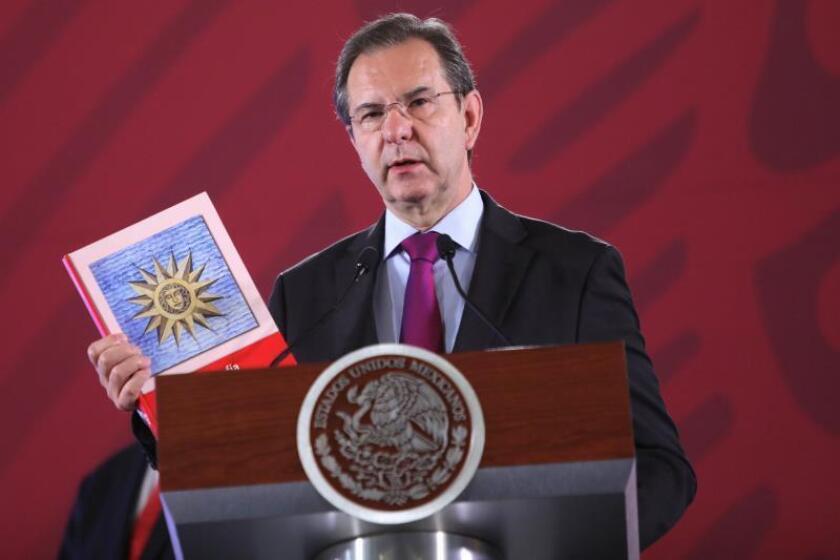 Gobierno mexicano reporta avance de hasta 87 % en reparto de libros de texto