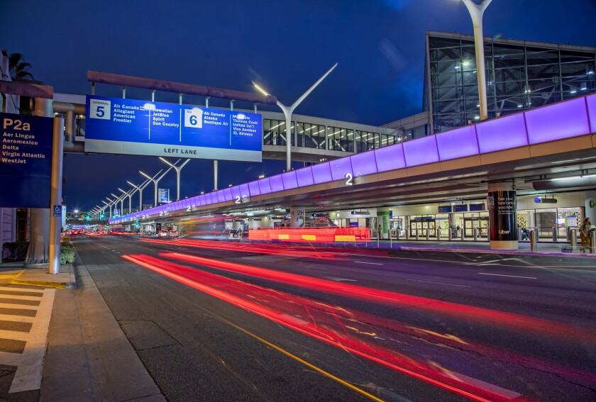 Where to park at or near LAX, and why a private lot may be a better bet