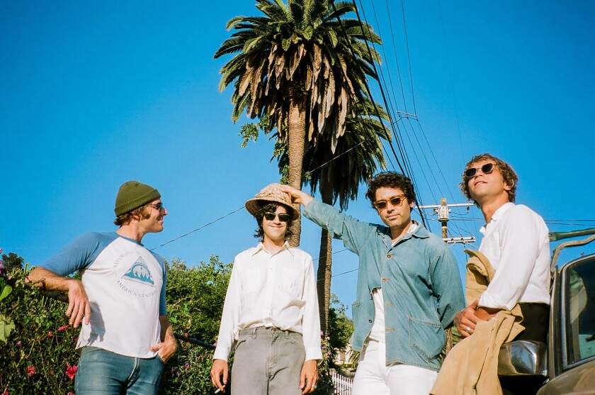 A photo of Allah-Las