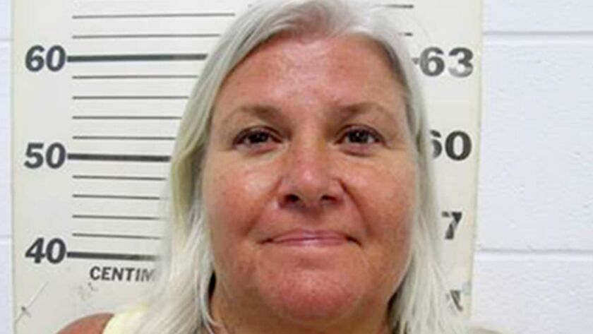 Lois Riess was arrested Thursday in South Padre Island, Texas. She is suspected of killing her husband in Minnesota and a woman she strongly resembled in Florida, intending to assume her identity.