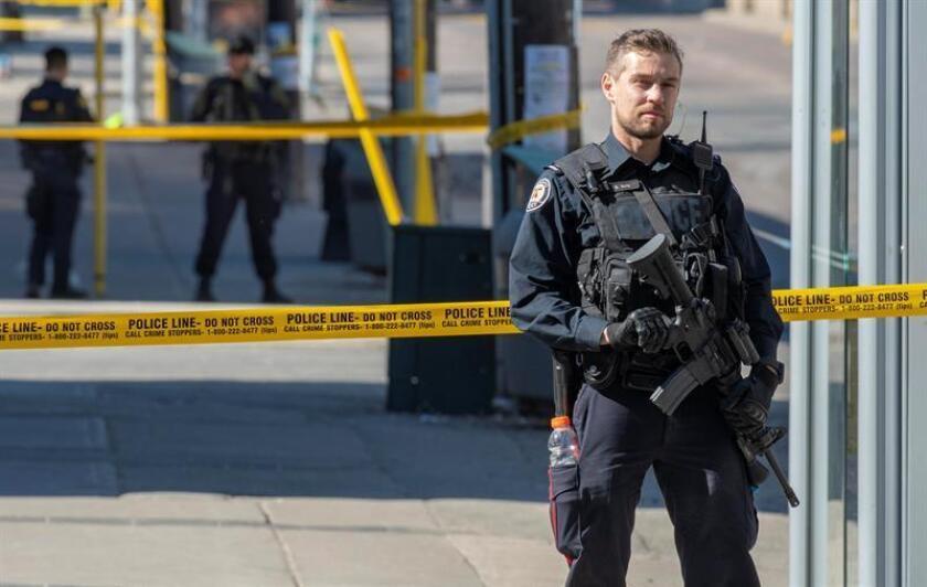 Las autoridades canadienses que investigan el tiroteo que causó hoy la muerte a cuatro personas en la localidad de Fredericton se negaron a especular sobre las posibles razones del incidente. EFE/Archivo