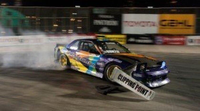 Clipping point - Motegi Racing Super Drift Challenge