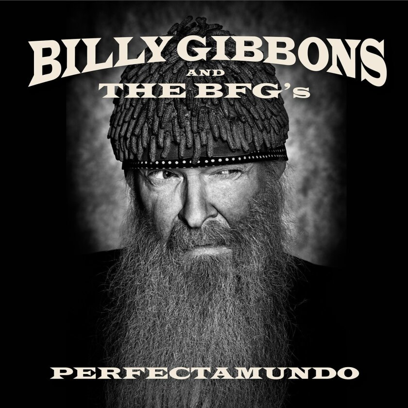 "This CD cover image released by Concord Records shows ""Perfectamundo,"" a new release by Billy Gibbons and the BFG's. (Concord Records via AP)"