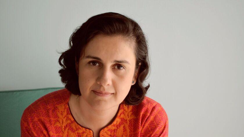 "Kamila Shamsie, author of ""Home Fire""."