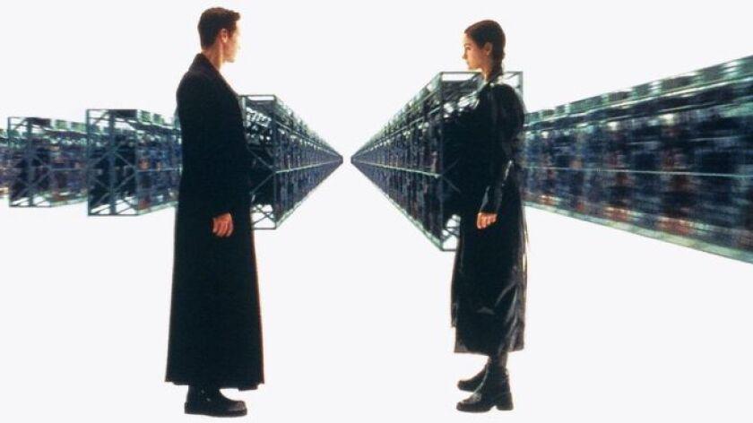 Algunos físicos, cosmólogos y otros científicos no tienen problema hoy en día en contemplar la posibilidad de que todos estemos viviendo dentro de una simulación computarizada gigante, como en la famosa película de finales de los años 90, The Matrix.