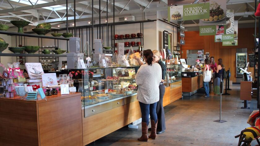 Decisions, decisions: Extraordinary Desserts in Little Italy offers of one the most varied retail se