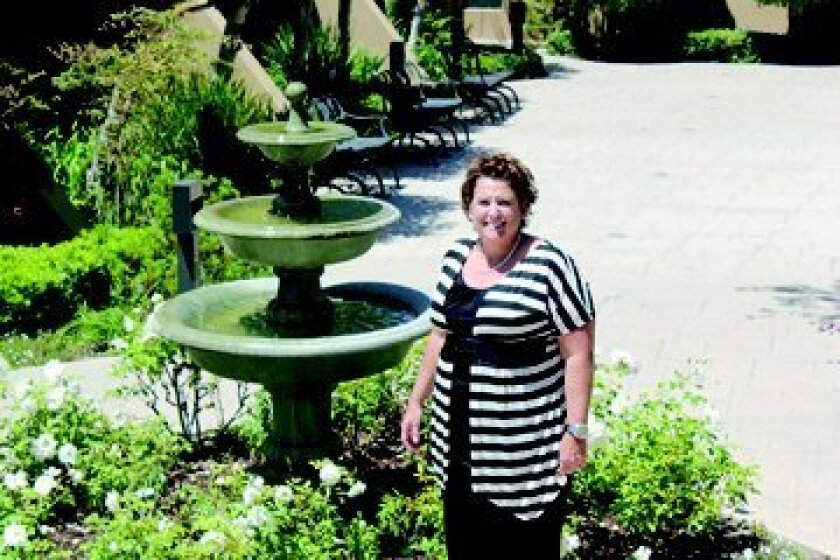 Jill Platt is the new principal at All Hallows Academy. Dave Schwab photo