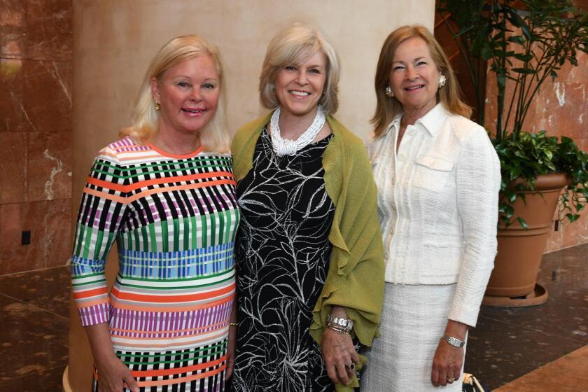 Kathy Paulin, Kris Jeffery, Susan McClellan