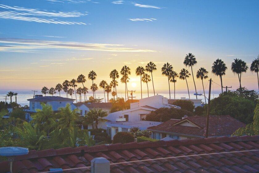 Sunset Ocean Views La Jolla