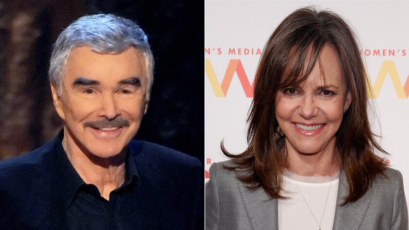 Burt Reynolds still regrets messing up his relationship with Sally Field.