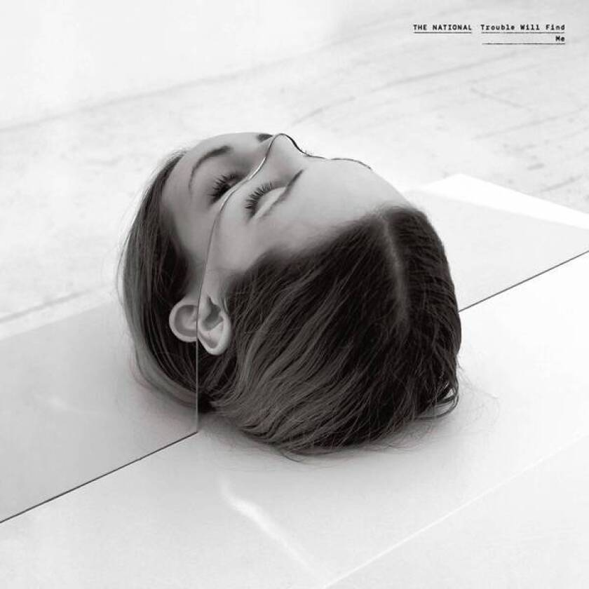 """""""Trouble Will Find Me"""" by the National."""