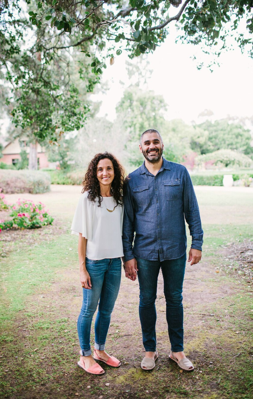 Husband and wife Noelia Pahissa and Jose Fuentes founded Avarcas USA.