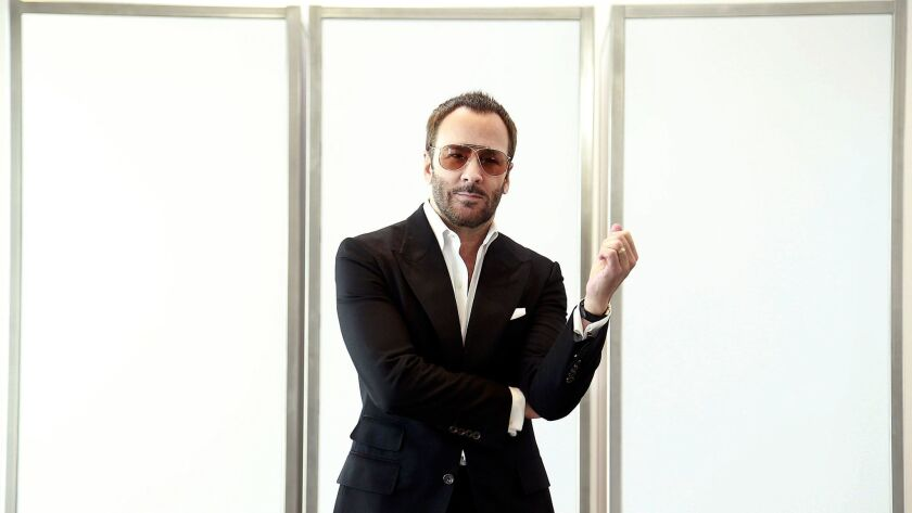 "Filmmaker and fashion designer Tom Ford talks about his new film, ""Nocturnal Animals."""