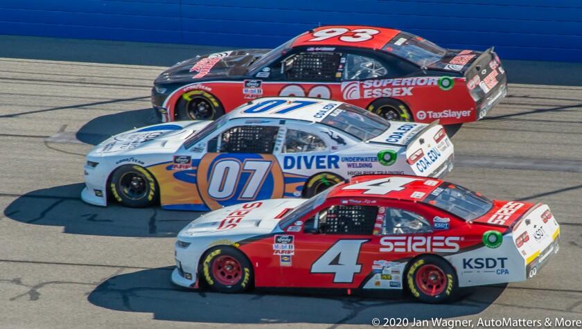 NASCAR Xfinity Series Production Alliance Group 300 race