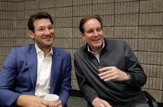 Tony Romo and Jim Nantz to announce Super Bowl LIII for CBS