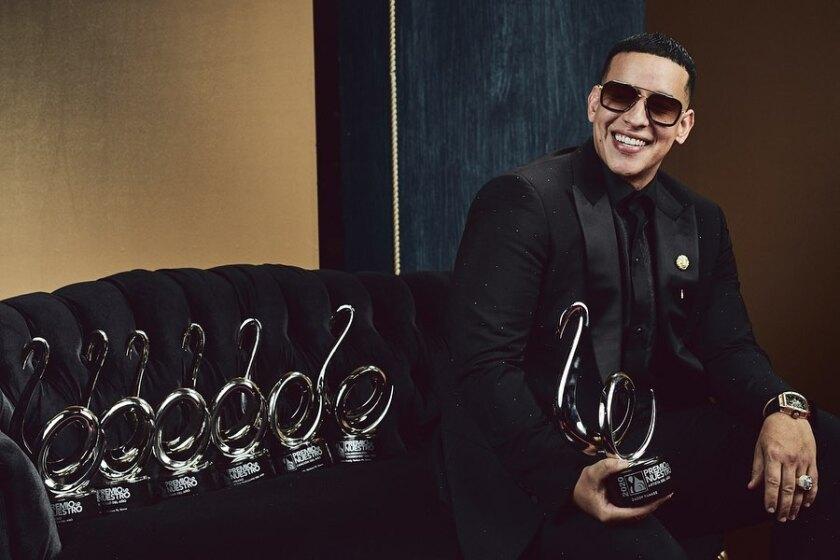 Daddy Yankee Encabezo La Lista De Ganadores De Premio Lo Nuestro 2020 Los Angeles Times