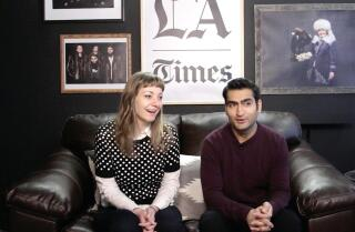 Kumail Nanjiani and Emily V. Gordon tell their love story - and its twists - in 'The Big Sick'