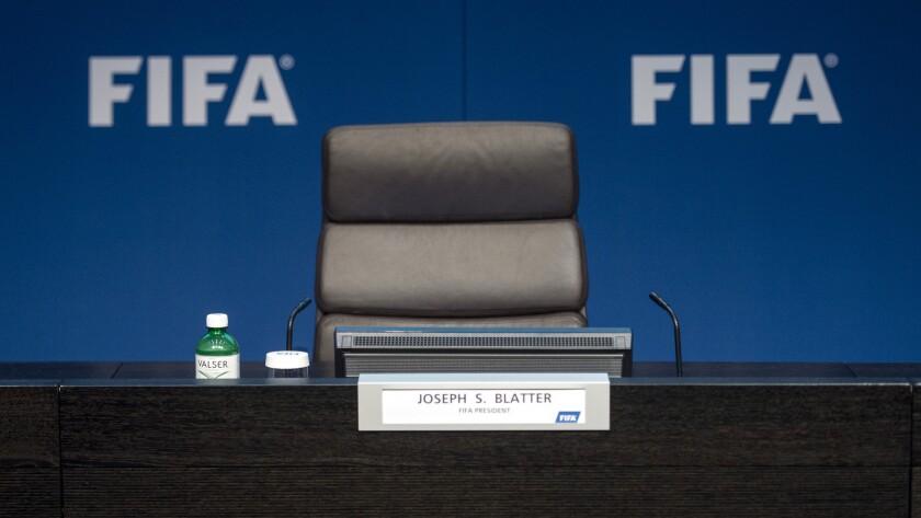 FIFA chair