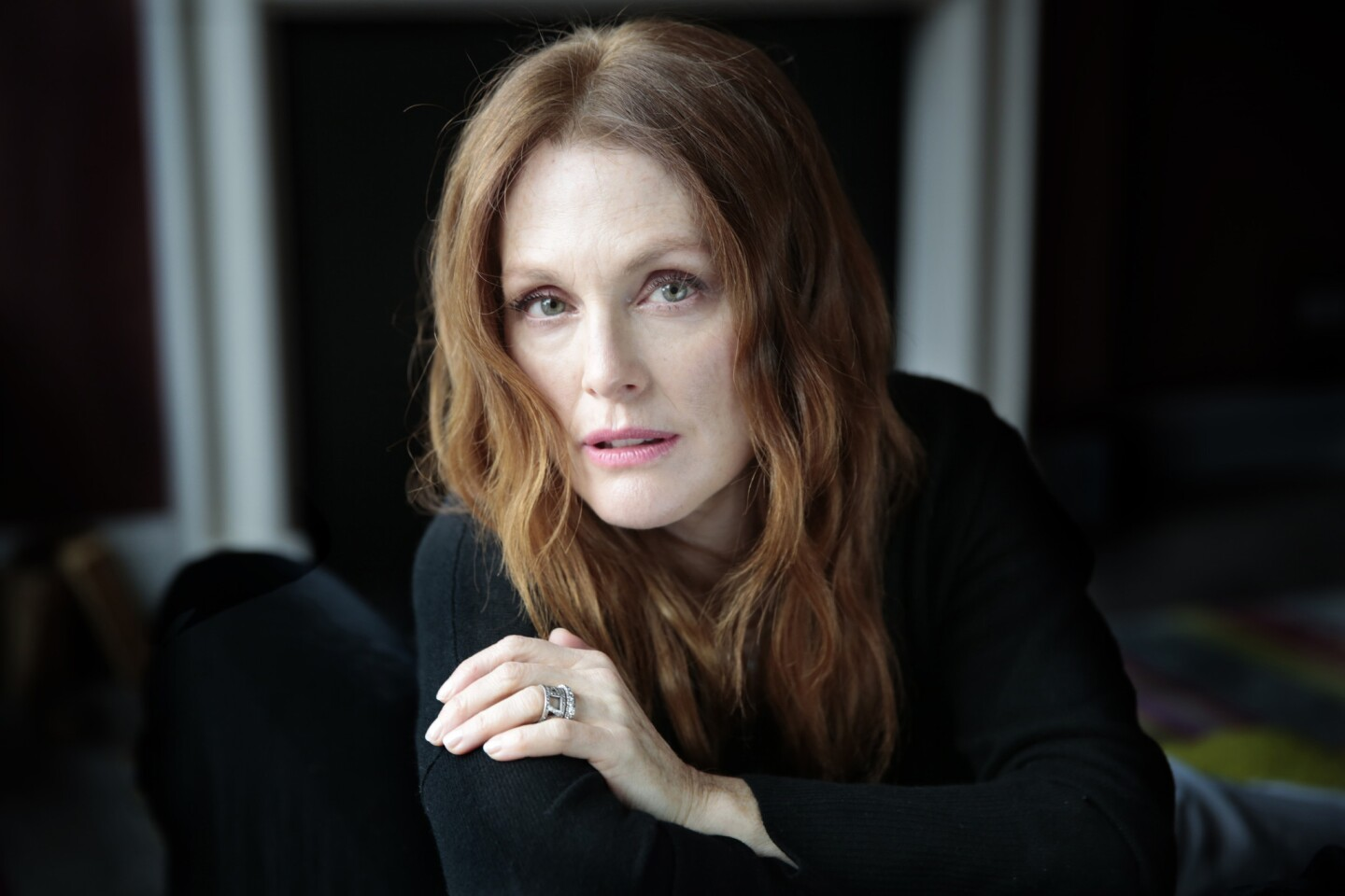 "Julianne Moore, an Academy Award nominee for ""Still Alice,"" has had a long and varied career in film and TV that began on the CBS soap opera ""As the World Turns."" Here are some highlights."