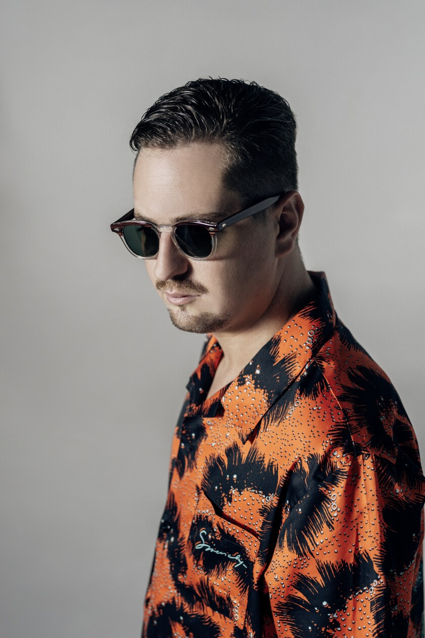 A 2019 photo of Robin Schulz