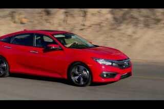 Honda Civic 2016 review