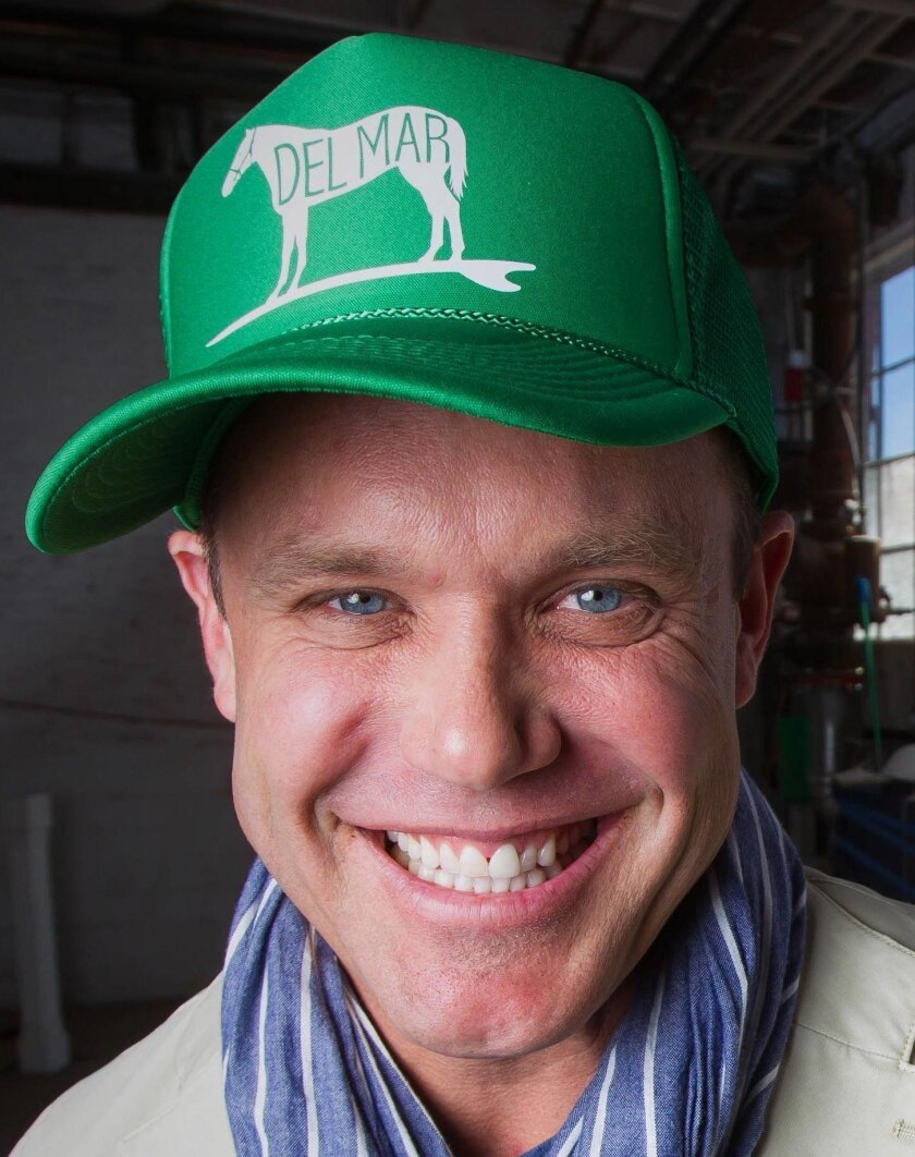 Chef Brian Malarkey. San Diego Union-Tribune
