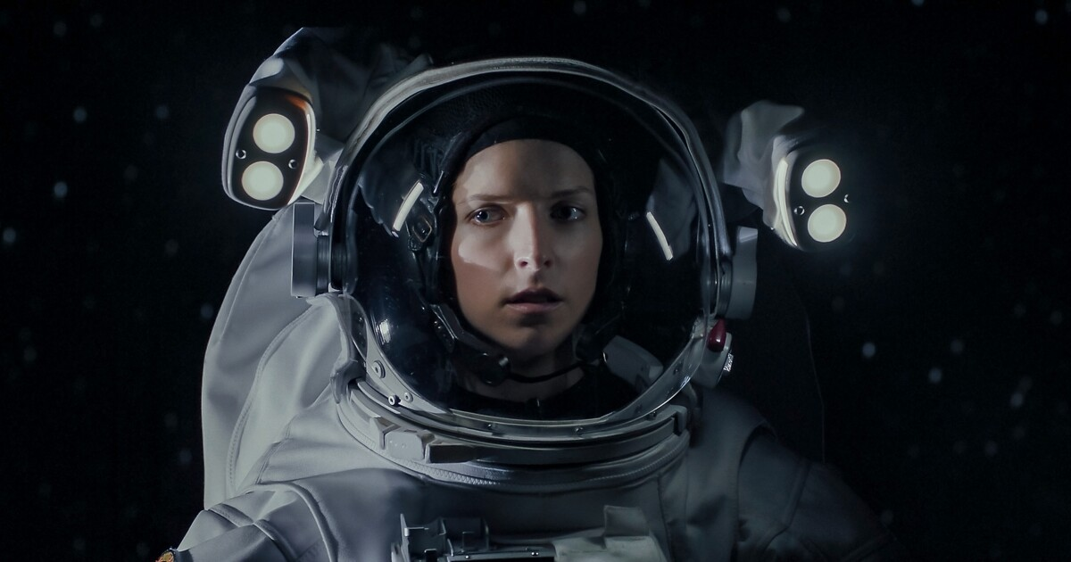 Review: Anna Kendrick is lost, and found, in space in smart sci-fi 'Stowaway'