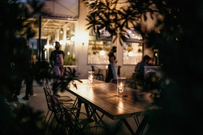 Restaurante en Carlsbad.