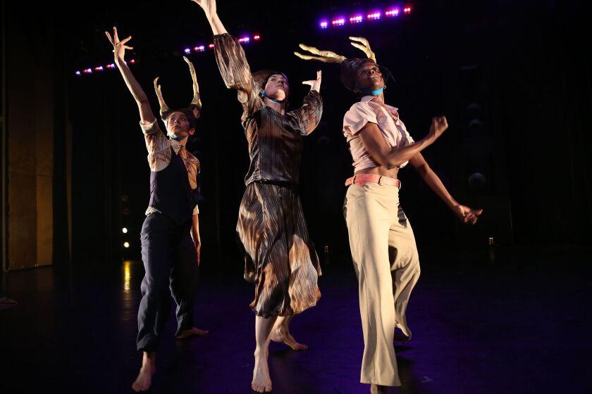 Meg Wolfe's 'New Faithful Disco' at REDCAT