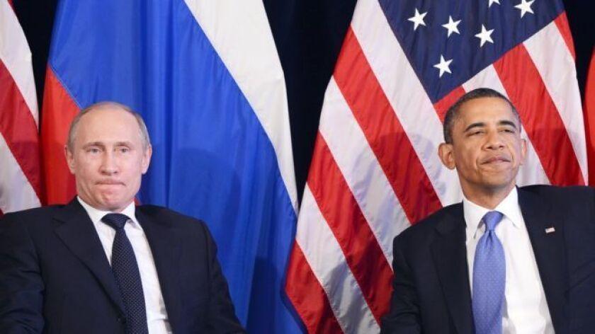 Eso dijo el presidente de Estados Unidos, Barack Obama, sobre la supuesta interferencia de hackers rusos en las elecciones presidenciales del pasado 8 de noviembre, en las que el republicano Donald Trump se alzó ganador.