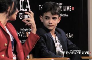 'Capernaum' star discusses improvising the film's dialogue