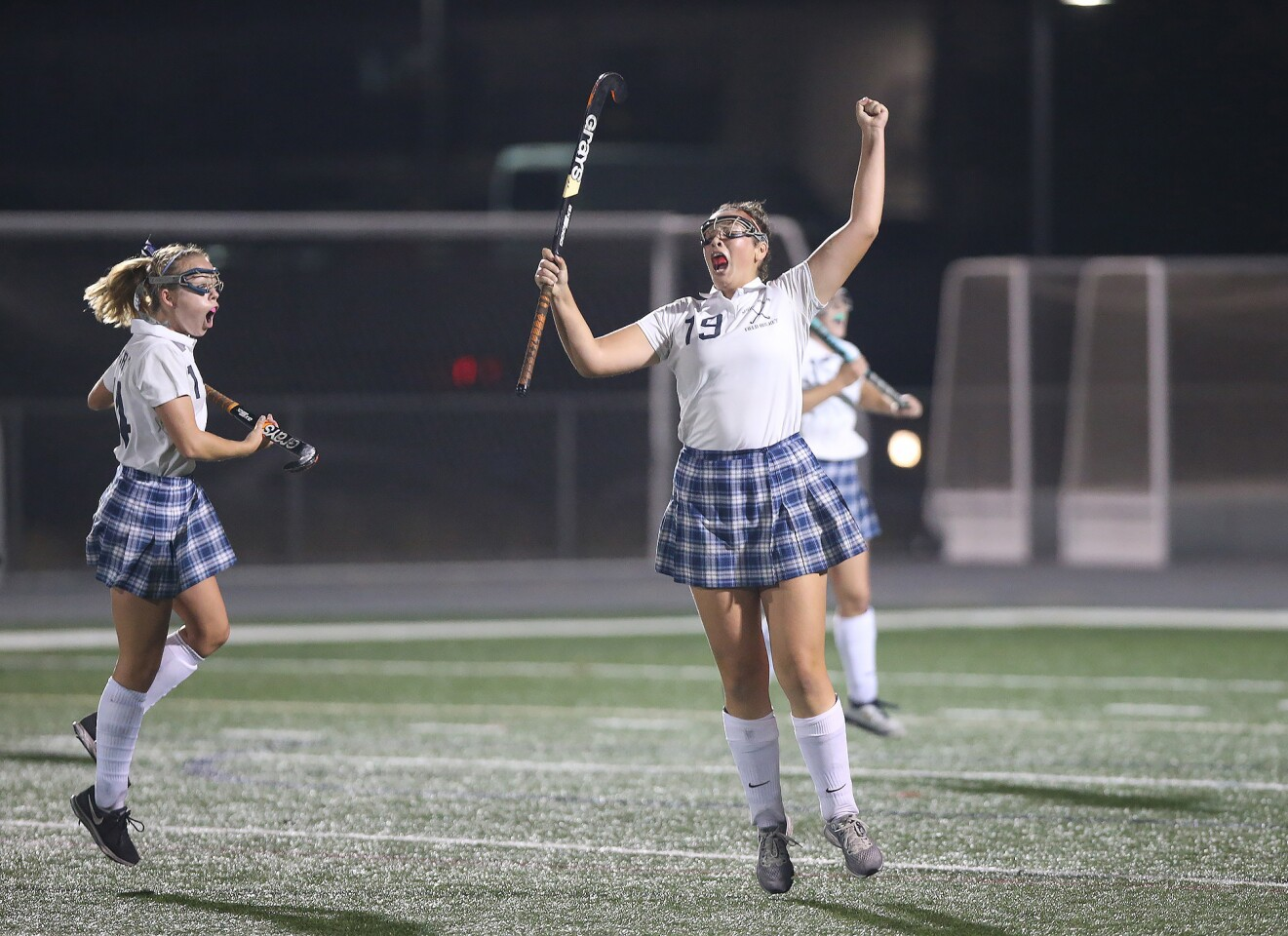 Photo Gallery: Edison vs. Newport Harbor in field hockey