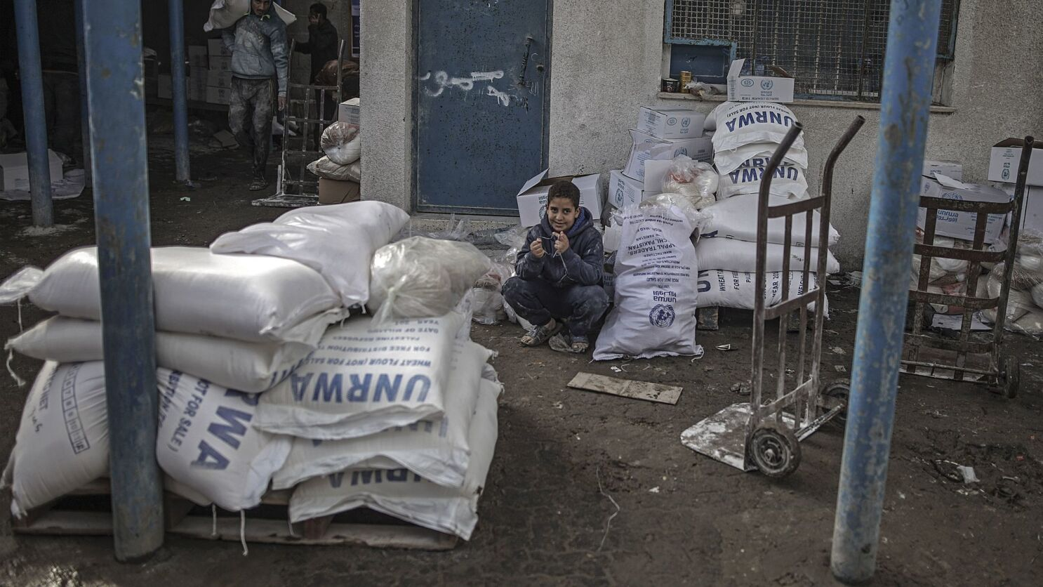 Life In The Gaza Strip A Cauldron Of Deficit Despair And
