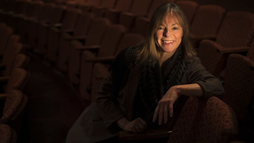 """COSTA MESA, CA - MARCH 15, 2018: Playwright Amy Freed has rewritten Shakespeare's comedy """"The Taming"""