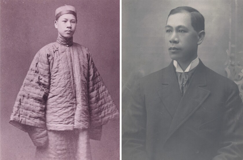 Hong Yen Chang, a Chinese immigrant, was denied a law license in 1890 because of his race.