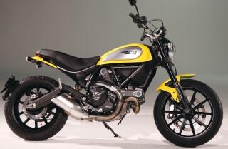 Highway 1: New 2015 Ducati Scrambler