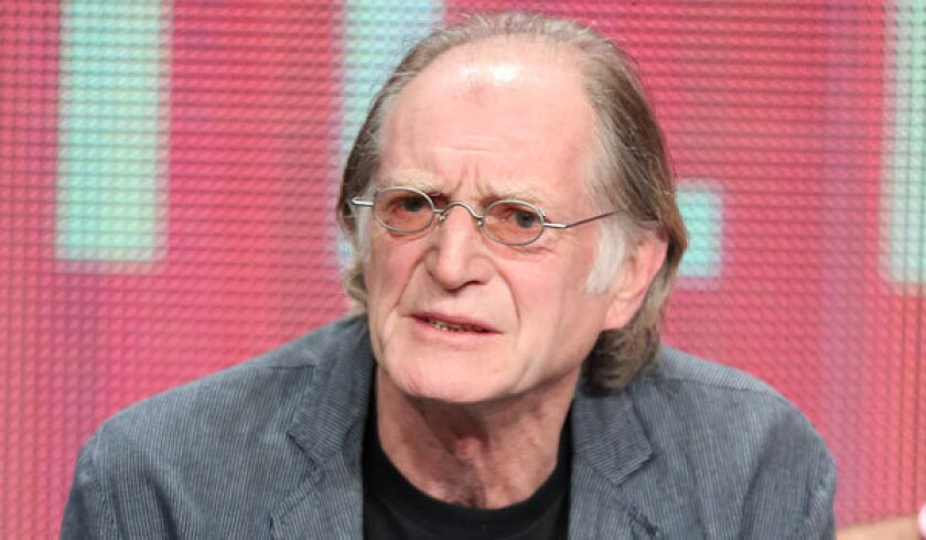 David Bradley plays William Hartnell in 'An Adventure in Space and Time'