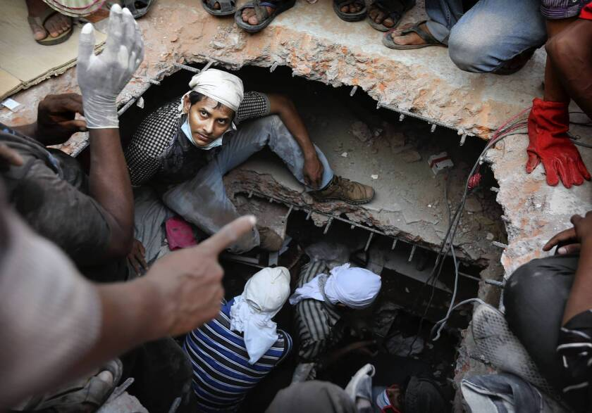 Bangladesh building collapse unlikely to spur reform, experts say