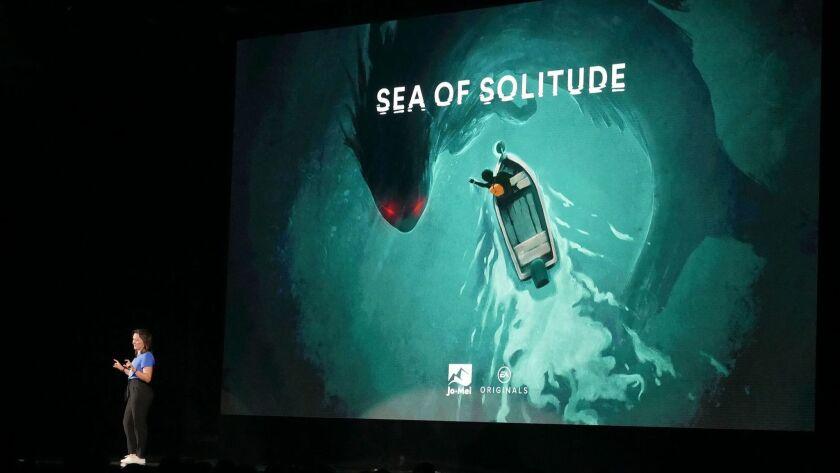 Electronic Arts press conference, Hollywood, USA - 09 Jun 2018