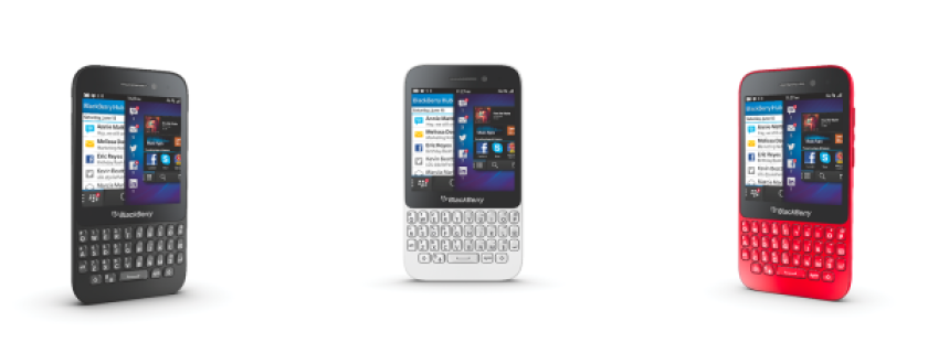 BlackBerry will release the Q5 smartphone in parts of the world this summer.