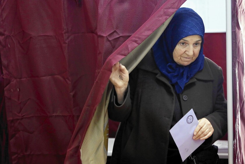 Municipal elections in Turkey