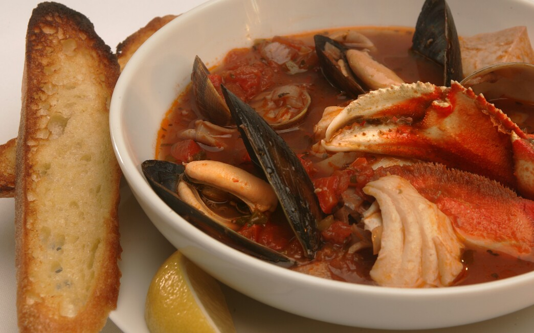 Ocean Avenue Cioppino Recipe Los Angeles Times