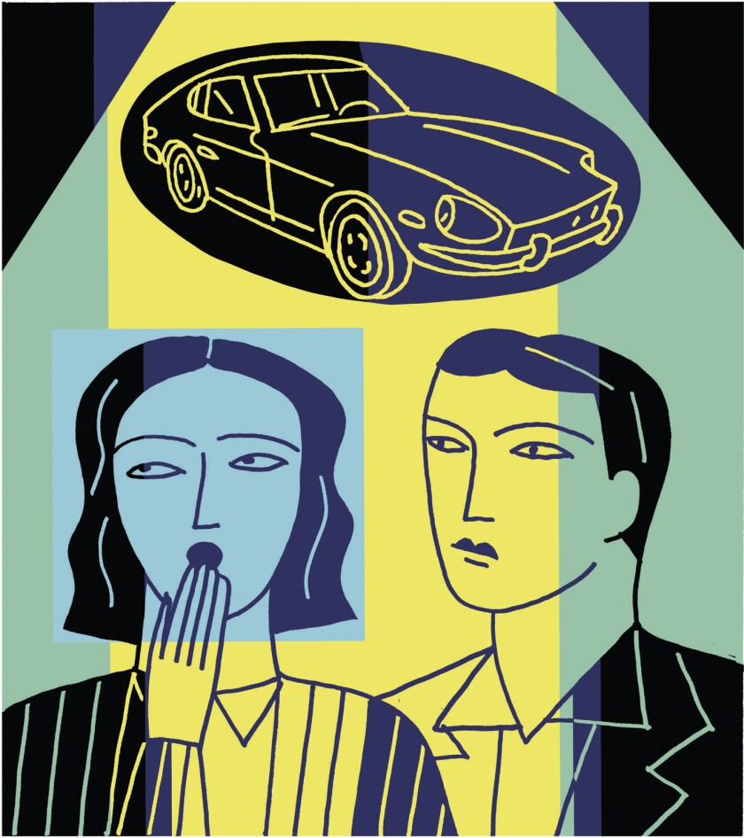 la-hm-0525-affairs-possible-substitute /// Illustration by Anthony Russo / For The Times. To run 05/
