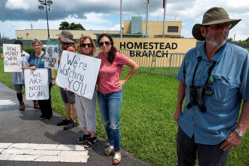 Closure of Florida detention center for migrant kids hailed by activists