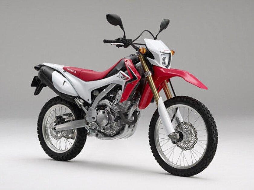 Honda Dual Sport >> First Times Ride Honda Crf250l Dual Sport Does It Right
