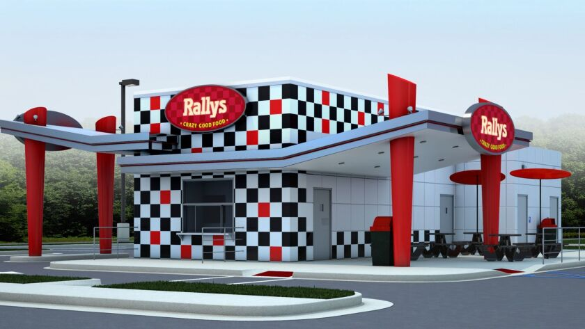 Rally's planning more San Diego burger joints - The San Diego ...