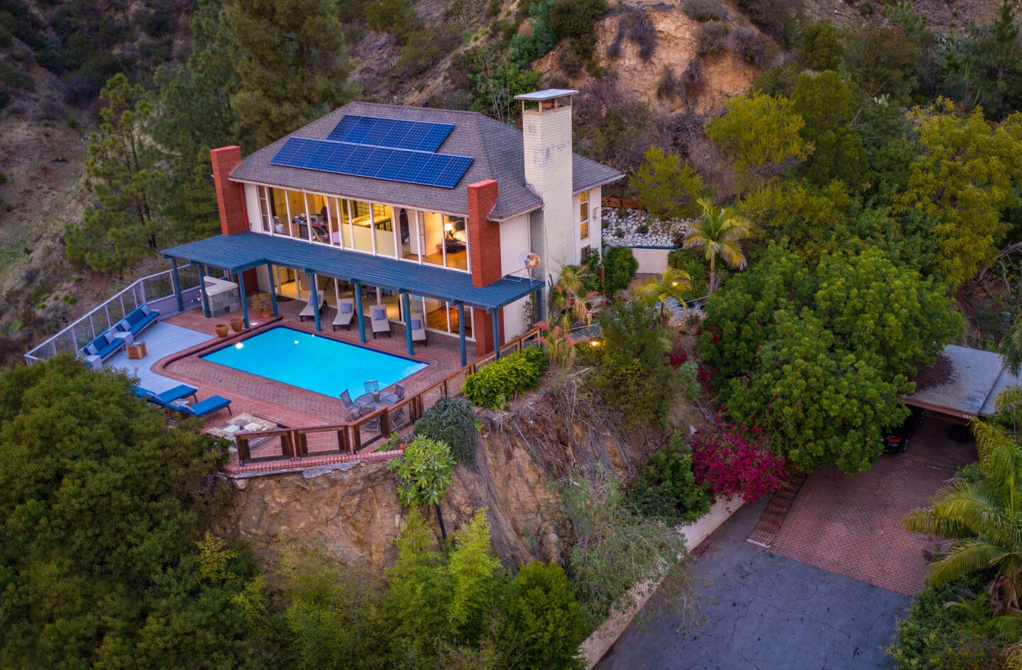 Jonathan Heap's home in the Hollywood Hills | Hot Property