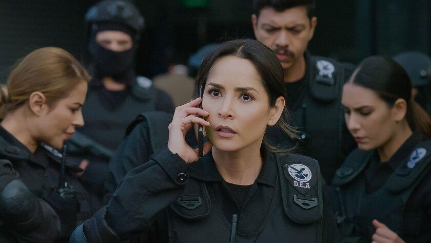 Carmen Villalobos regresa más recia que nunca en su papel de Catalina Santana.