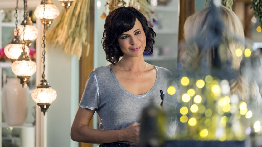"""Catherine Bell returns in a new season of """"Good Witch"""" on the Hallmark Channel."""