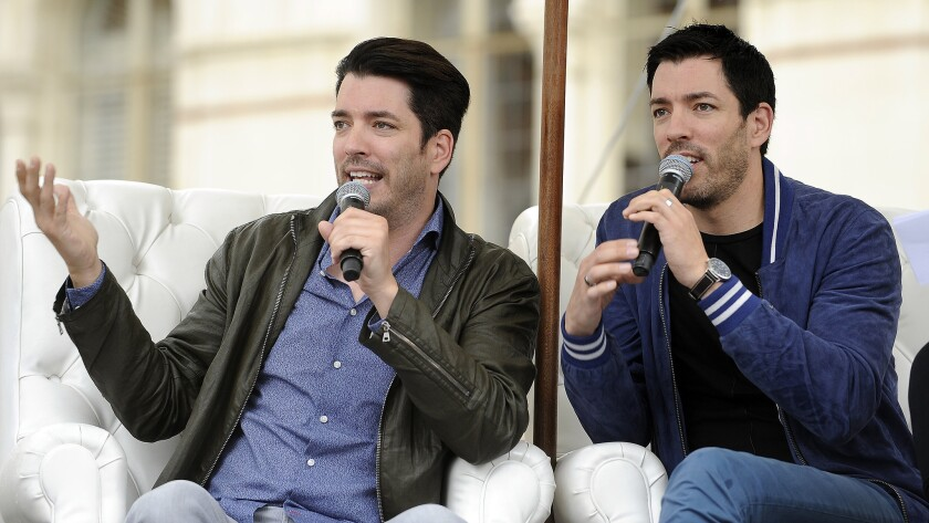 """The Property Brothers"" show you how to get to ""Sold!"""